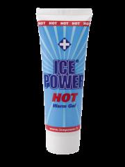 ICE POWER HOT LÄMPÖGEELI 75 ML