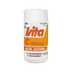 VITA-C 500 mg X100 TABL